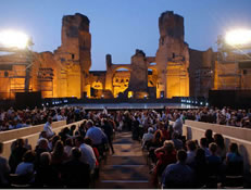 Baths of Caracalla opera