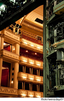 Backstage Tours Of Opera Houses Theaters In Europe